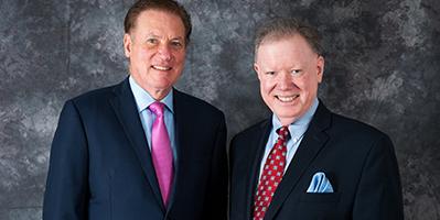 Dr. Ken Melani and Jim Nolan